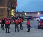 Investigada por dañar un vehículo estacionado junto al suyo en Cordovilla