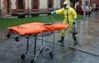 Más sanitarios contagiados (17) que ciudadanos (13) en las últimas horas en Navarra