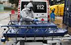 Dos fallecidos y 161 nuevos contagios en Navarra en las últimas horas