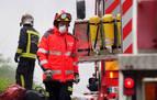Fallece una mujer en el incendio de una vivienda en Ourense