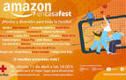 Amazon promueve un concierto gratis y online en beneficio de Cruz Roja