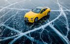 ¿Cuál es la arriesgada prueba de Lexus sobre un lago helado de Siberia?