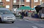 Los mercadillos regresan el sábado a Sarriguren y Berriozar