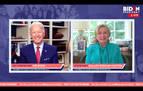 Hillary Clinton dice que Biden se ha preparado