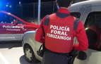 Detenido en Zizur Mayor por agredir con un cuchillo a dos compañeros de piso