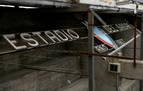Osasuna conservará el escudo original aparecido en el estadio