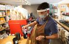 Salud Laboral visita 800 empresas para garantizar la vuelta segura al trabajo