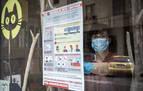 Salud distribuye carteles para prevenir el coronavirus en comercios y hostelería
