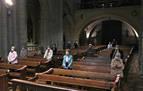 Buena parte de las parroquias reabren con sus horarios habituales