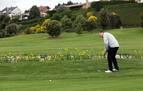 La ordenada vuelta del golf