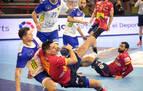 El pívot del Granollers Adrià Figueras se proclama máximo goleador de la liga