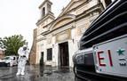 Ligero repunte de fallecidos en Italia con 195 víctimas del coronavirus