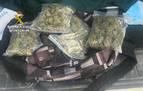 Detenido en Buñuel un joven de 18 años por tráfico de drogas