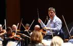 El director de la Sinfónica de Navarra deja su puesto por discrepancias con la gerente