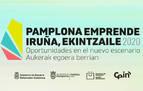 Las oportunidades en el nuevo contexto llegan a 'Pamplona Emprende'