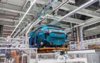 VW Navarra, abocada a parar más días su producción por la escasez de microchips