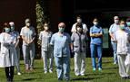 Un 85% de médicos asegura que no han tenido material suficiente de protección