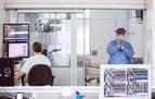 Veinticinco personas siguen hospitalizadas por coronavirus en Navarra