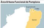 Pamplona pierde posiciones entre los municipios de España con mayor renta