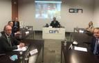 CEN, UGT y CC OO piden juntos al Gobierno foral ayudas al empleo y a la conciliación