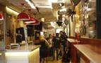 El bar 'Olé' de Pamplona, tras el paso del popular chef