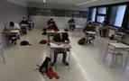 Mascarillas y aulas a la mitad para los alumnos de 2º de Bachillerato