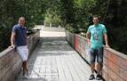 Los pilares de un puente a Primera