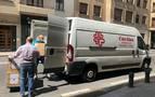 El Gobierno envía a Navarra 45.000 mascarillas para colectivos vulnerables