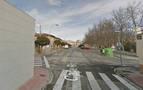 Un herido tras la colisión de dos vehículos en Tudela