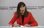 El PSN denuncia el apoyo a Patxi Ruiz en la pancarta de Armonía Txantreana