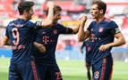 El Bayern sigue en modo apisonadora rumbo al título