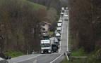 Los socios de Gobierno y Bildu acuerdan peajes para camiones en cinco carreteras
