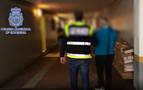 Detenido uno de los fugitivos más buscados por la Policía