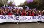 Prohibidas todas las manifestaciones por el 8M en Madrid