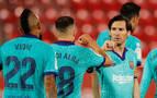Messi y Benzema encabezan la lista de máximos goleadores de la Liga española
