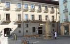 Cierra el Hotel Palacio de Guenduláin de Pamplona