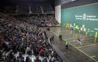 Navarra estudia cómo desescalar la pelota, País Vasco quiere lograr 75-80% de aforo