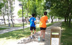 Ardoi lanza su primer reto de 3 kilómetros en el circuito Morentin