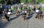 La Pamplonesa regresa a la actividad con cinco conciertos en la calle