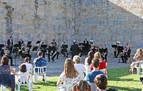 Cuatro conciertos de la Pamplonesa este sábado con el doble de plazas