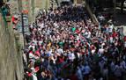 1.200 personas reclaman en Pamplona la recuperación de espectáculos taurinos
