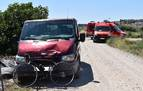 Imputado tras atropellar a un ciclista, que ha resultado herido grave, y darse a la fuga