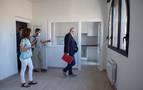 El Gobierno de Navarra habilita 15 viviendas de alquiler en el antiguo hospital de Estella