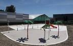 Nueva piscina infantil y zona acotada en Mutilva