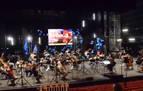 La OSN graba la banda sonora de la nueva 'D'Artacan y los tres mosqueperros'