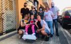 Mascarillas solidarias para la niña navarra Haizea Mayayo