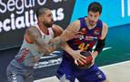 Barça y Baskonia sellan su pase a la final de este martes