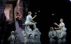 Incertidumbre sobre el espectáculo del Circo del Sol en el Navarra Arena en Navidades