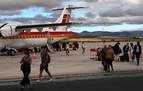 El aeropuerto retoma la actividad tras 83 días de parón por el coronavirus