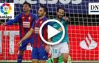 Vídeo del segundo gol de Rubén García (0-2)
